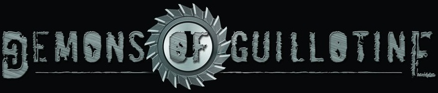 Demons of Guillotine - Logo