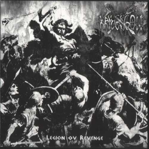 Kriegsgott - Legion ov Revenge
