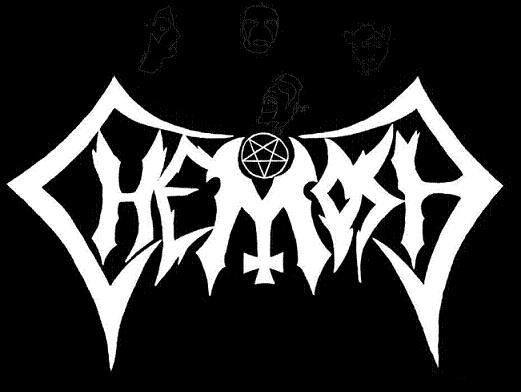 Chemosh - Logo