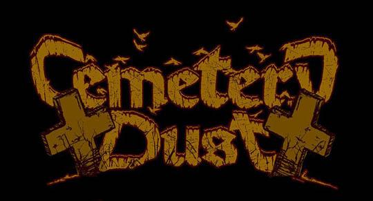 Cemetery Dust - Logo