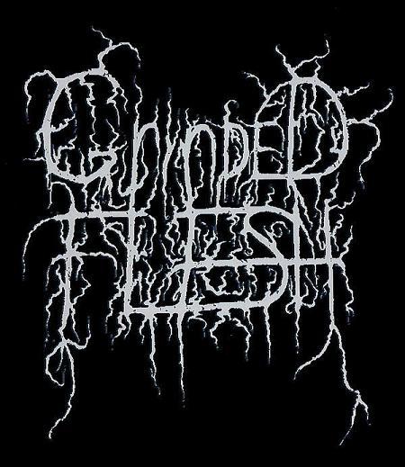 Grinded Flesh - Logo