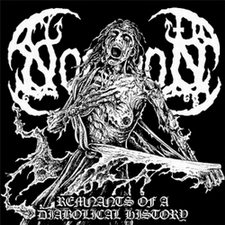 Nominon - Remnants of a Diabolical History