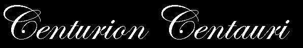 Centurion Centauri - Logo