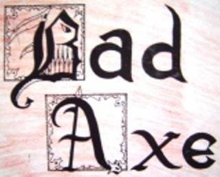 Bad Axe - Logo