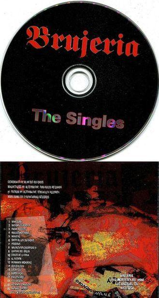 Brujeria - The Singles