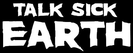 Talk Sick Earth - Logo