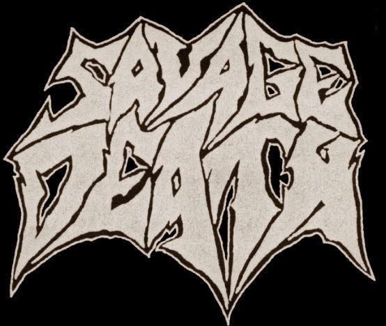 Savage Death - Logo