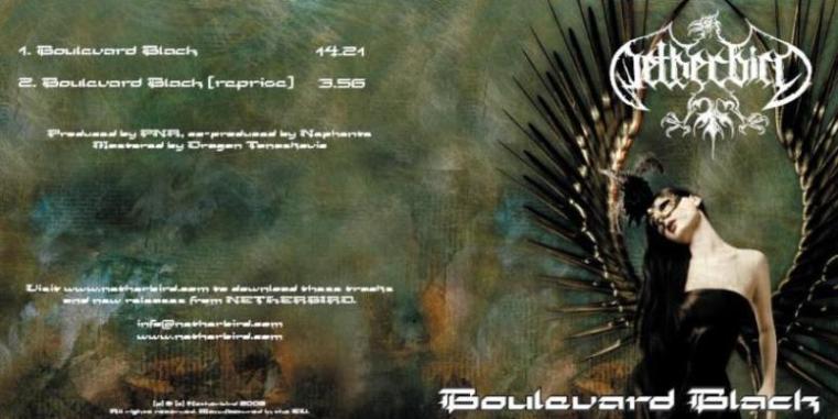 Netherbird - Boulevard Black