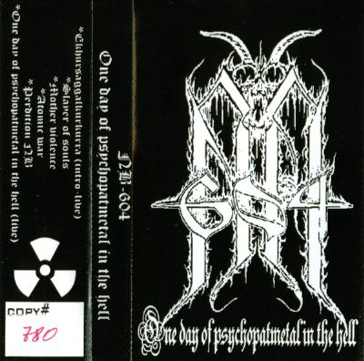 NB-604 - One Day of Psychopatmetal in the Hell