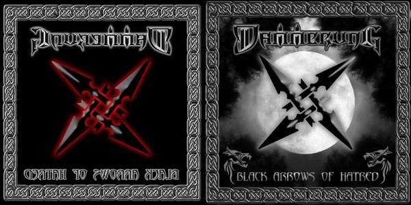 Dämmerung - Black Arrows of Hatred