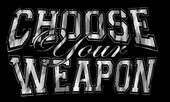 Choose Your Weapon - Logo