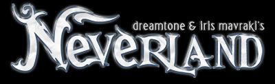 Dreamtone & Iris Mavraki's Neverland - Logo