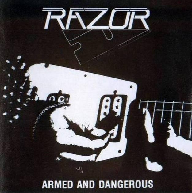 Razor - Armed and Dangerous