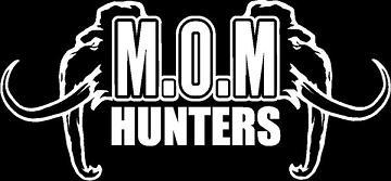 M.O.M. Hunters - Logo