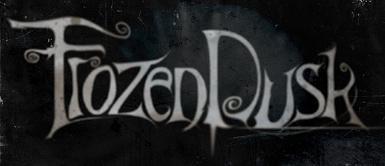 Frozen Dusk - Logo