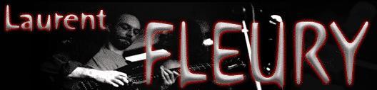 Laurent Fleury - Logo
