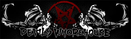 Devils Whorehouse - Logo
