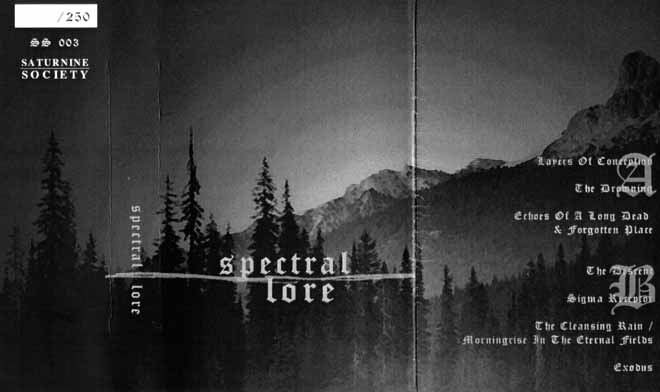 Spectral Lore - I