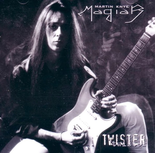 Martin Knye-Magiar - Twister