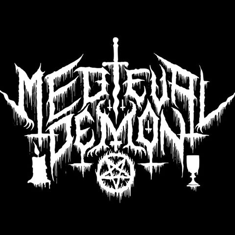 Medieval Demon - Logo