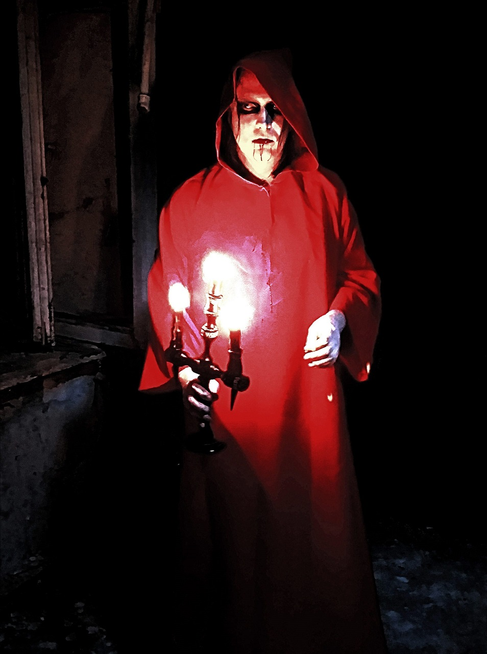 Ritual Suicide - Photo