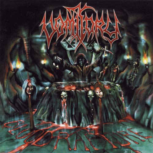 Vomitory (Swe) - Blood Raptured (2002)