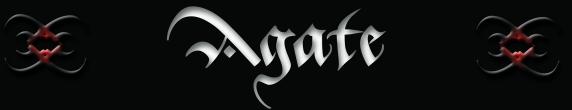 Agate - Logo