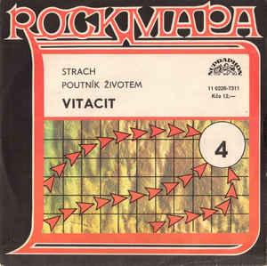 Vitacit - Strach / Poutník životem