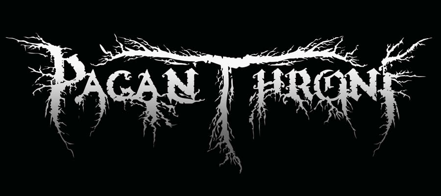 Pagan Throne - Logo