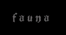 Fauna - Logo