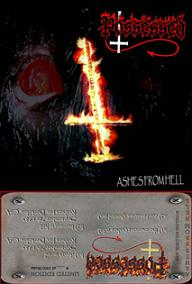 Possessed - Ashes from Hell