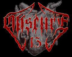Obscure 13 - Logo