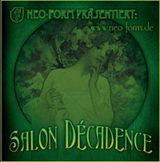 Sagittarius - Salon Décadence