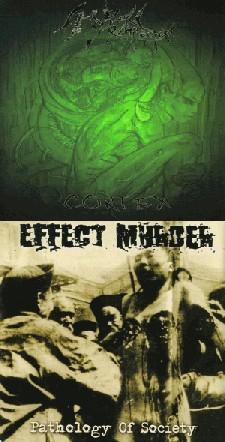 Effect Murder / Hybrid Exoneration - Cortex / Pathology of