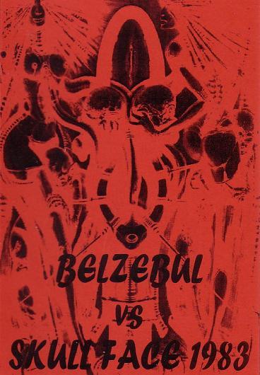 Belzebul / Skullface - Belzebul / Skull Face