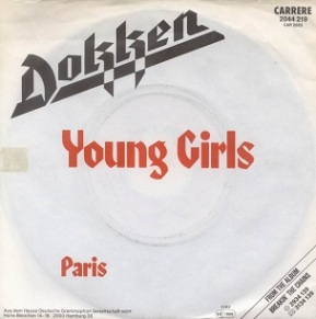 Dokken - Young Girls