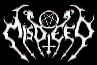 Misdeed - Logo