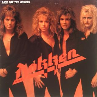 Dokken - Back for the Dokken