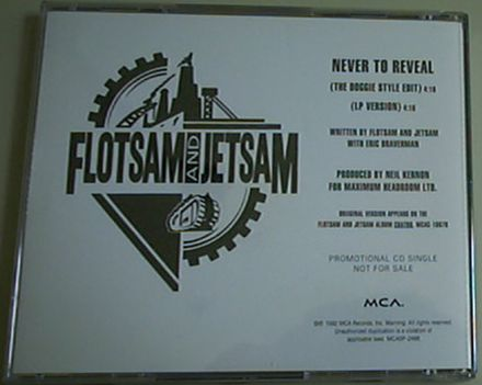Flotsam and Jetsam - Never to Reveal