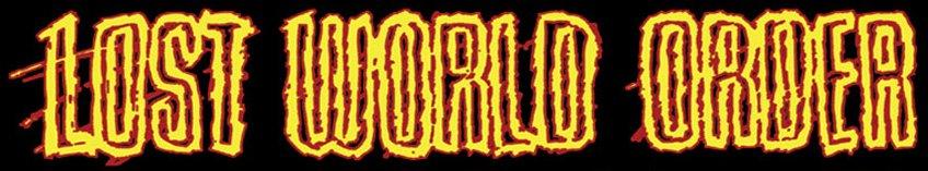 Lost World Order - Logo