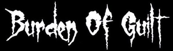 Burden of Guilt - Logo