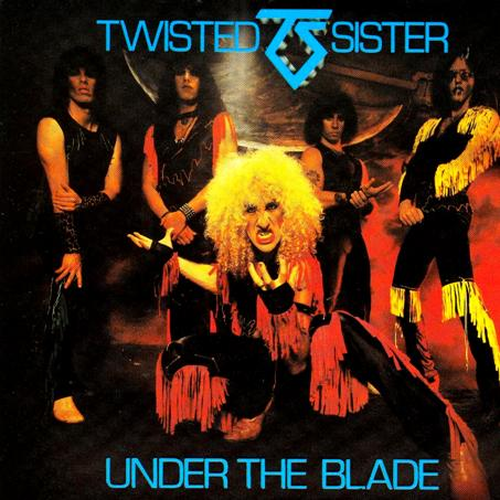 Twisted Sister — Under the Blade (1982)