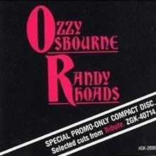 Ozzy Osbourne - Ozzy Osbourne / Randy Rhoads