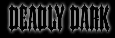 Deadly Dark - Logo