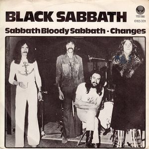 Black Sabbath - Sabbath Bloody Sabbath / Changes