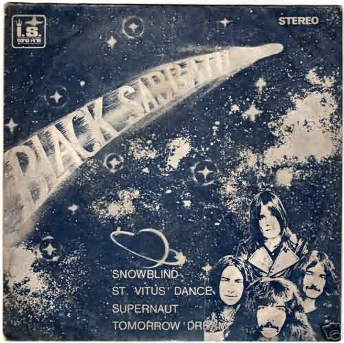 Black Sabbath Snowblind Encyclopaedia Metallum The