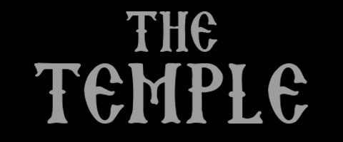 The Temple - Logo