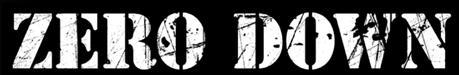 Zero Down - Logo
