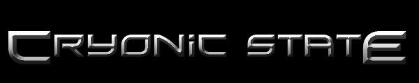 Cryonic State - Logo