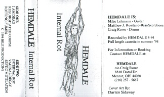 Hemdale - Internal Rot